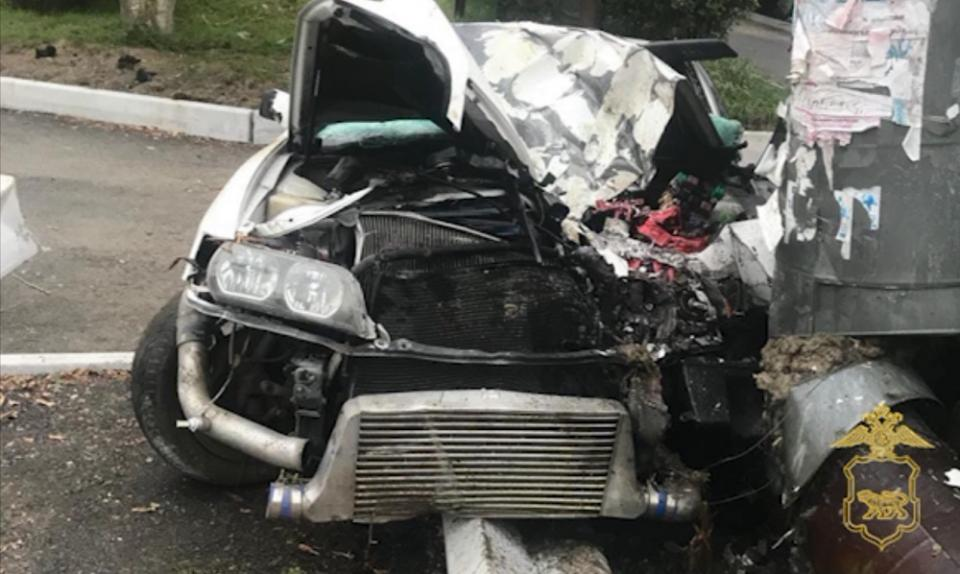 В Приморье виновник ДТП посадил за руль мертвую девушку, чтобы избежать наказания