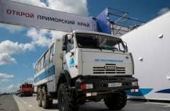 В Приморье продолжается модернизация транспортных коридоров