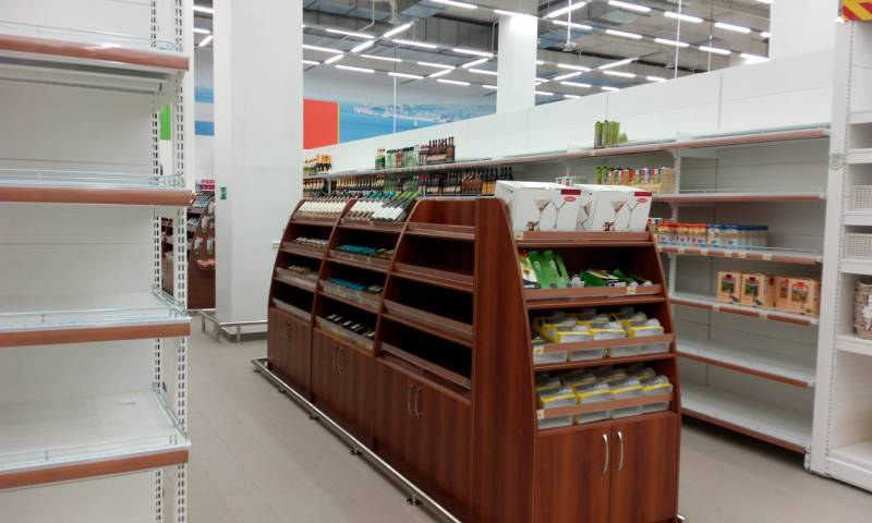 Жительница Владивостока спрятала продукты из супермаркета под одеждой, чтобы не платить