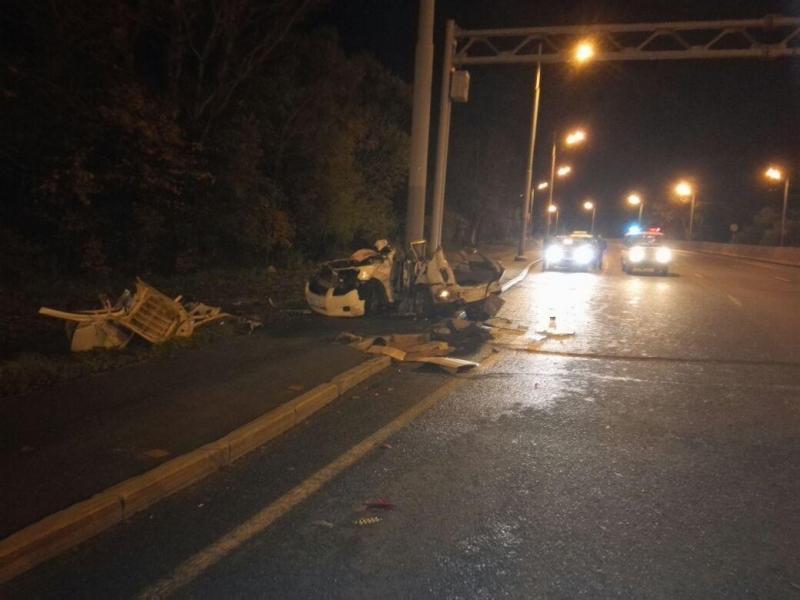 В пригороде Владивостока произошло страшное ДТП
