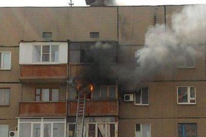 В Приморье пожарные спасли четырех человек из горящего дома