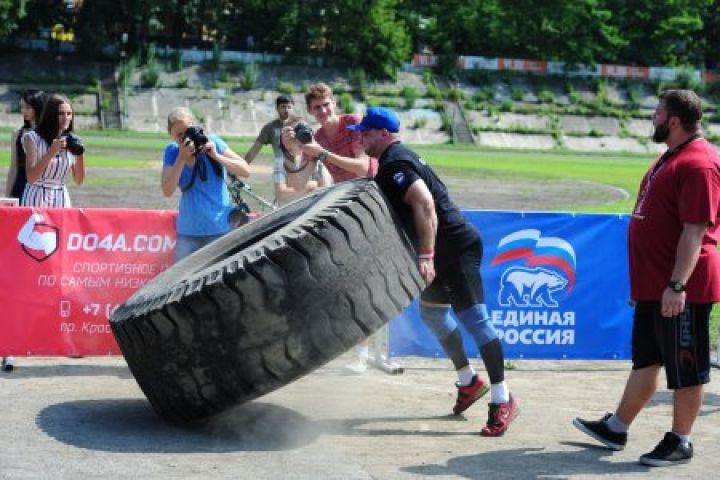 Во Владивостоке пройдет дальневосточный турнир по силовому экстриму