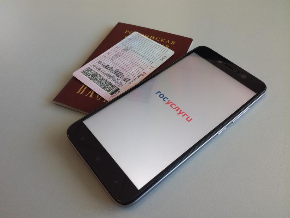 Заменить или получить водительские права легко через портал «Госуслуги»