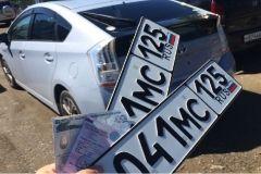 Во Владивостоке ищут угнанный автомобиль