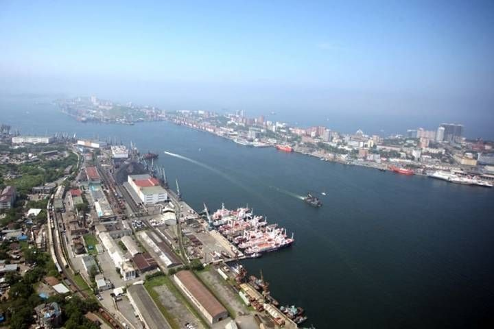 В свободном порту Владивосток стартовало производство сухих строительных смесей