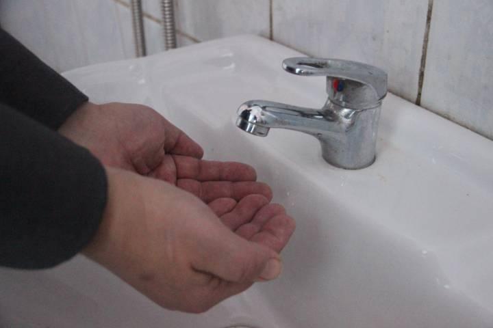 Многие жители Лесозаводска остаются без горячего водоснабжения