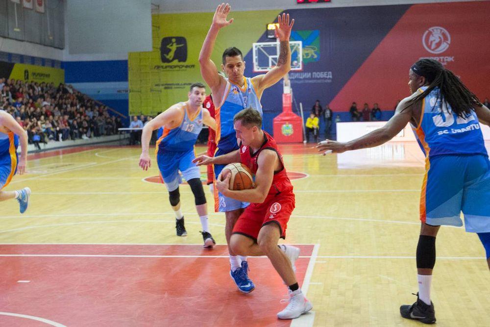«Спартак-Приморье» разгромил единственную зарубежную команду Суперлиги