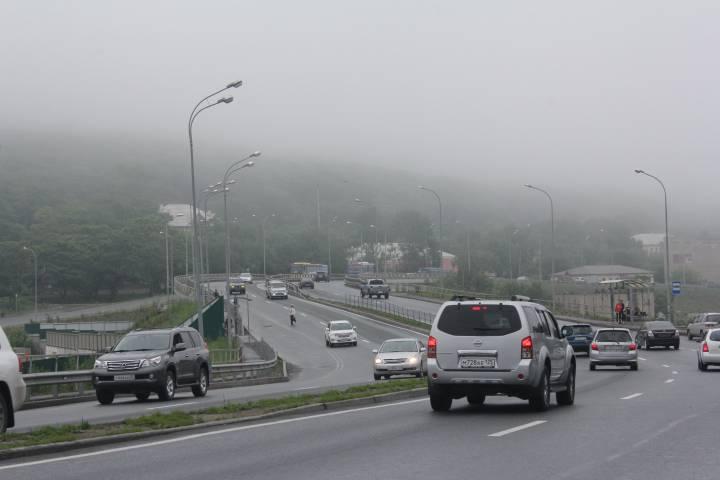В Приморье произошла жуткая авария с участием машины ГИБДД