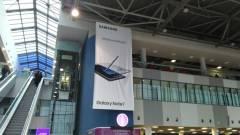 Международный аэропорот Владивосток объявил войну Samsung Galaxy