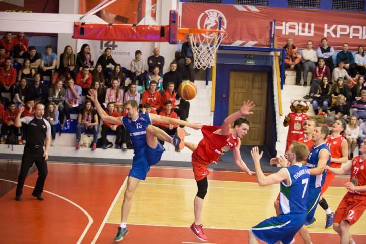 Сегодня «Спартак-Приморье» сыграет с БК «Химки-Подмосковье»