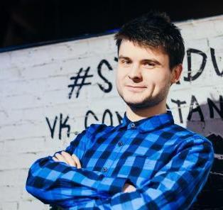 Сергей Андрейчук: stand up – это голос представителей поколений