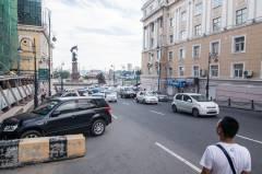 Во Владивостоке избили таксиста