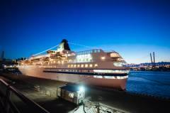 Во Владивосток пришел последний лайнер в этом году