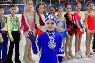 Юная фигуристка из Владивостока приняла участие во втором сезоне телешоу «Дети на льду. Звезды»