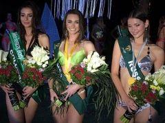 Модель из Владивостока взяла серебро на конкурсе купальников«Мисс Земля–2016»