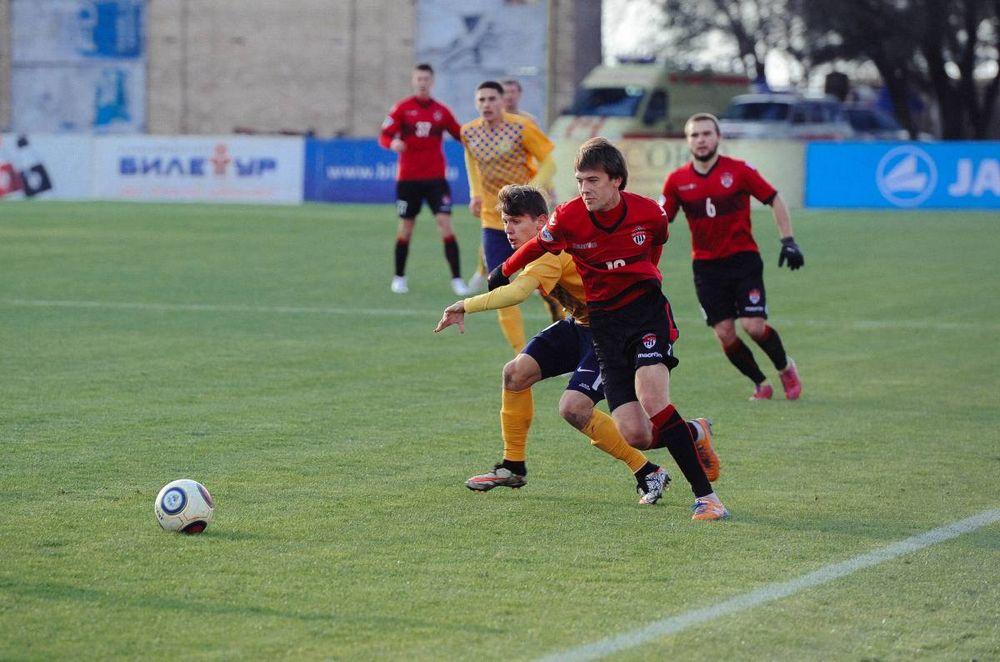 Владивостокский «Луч-Энергия» впервые за 11 лет одержал победу над ФК «Химки» в домашнем матче