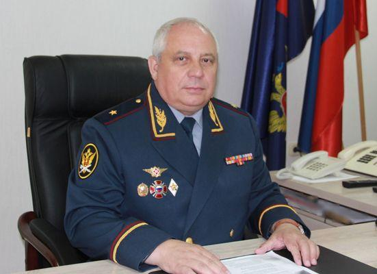 Путин назначил нового начальника ГУФСИН по Приморскому краю