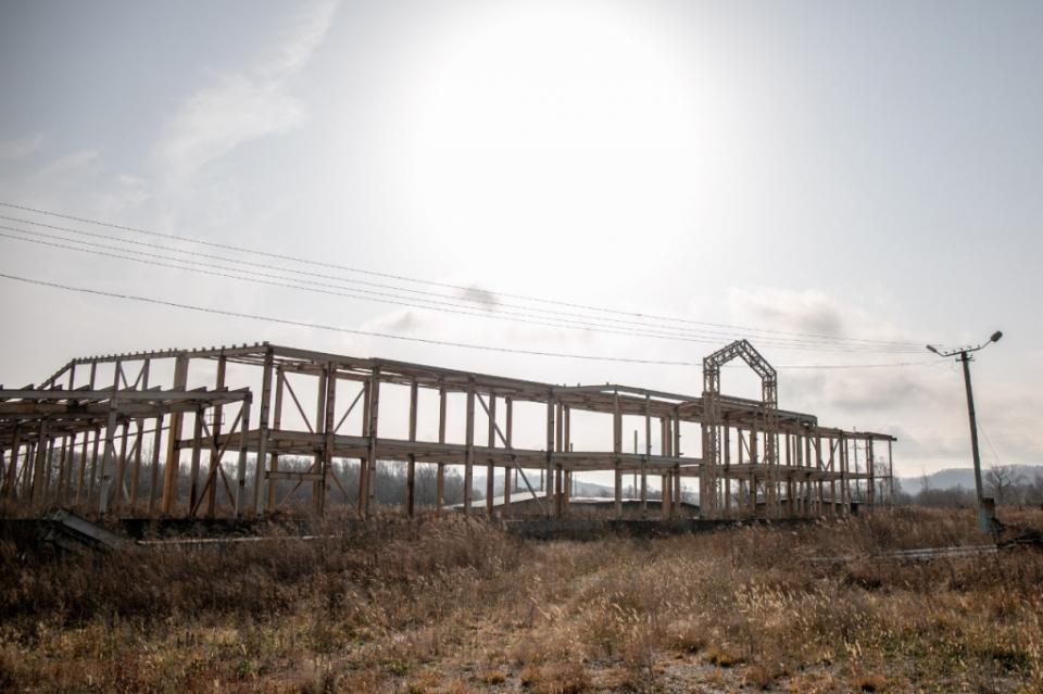 Спорткомплекс-долгострой достроят в Приморье