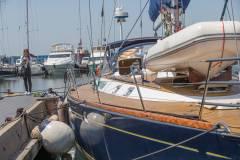 Яхта «Викинг» вернула себе мачту, утерянную в море в Приморье