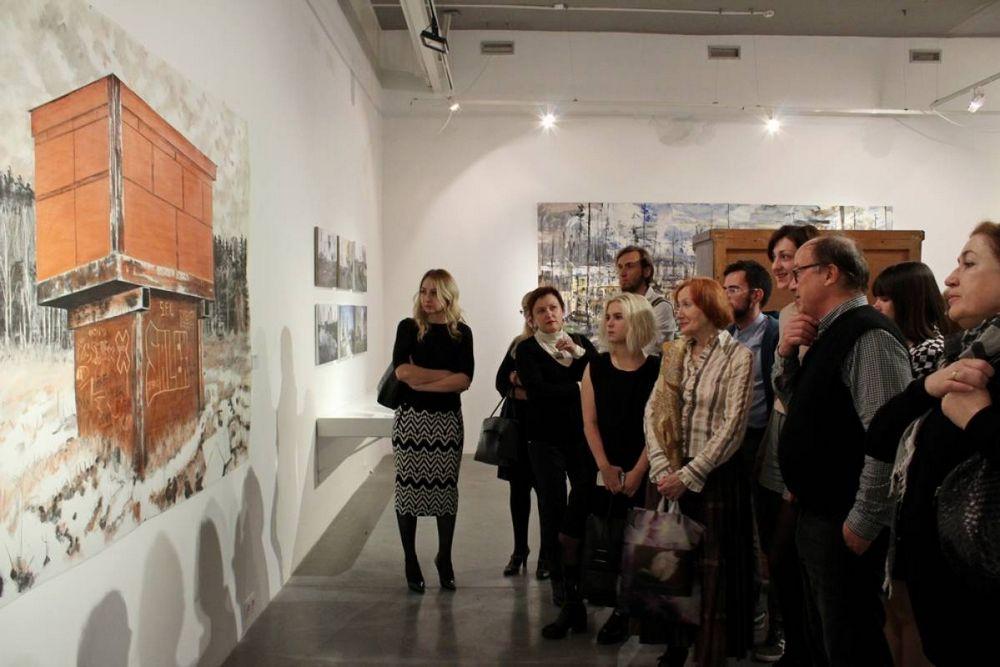 Во Владивостоке открылась выставка современного искусства «Пустырь и пустошь»