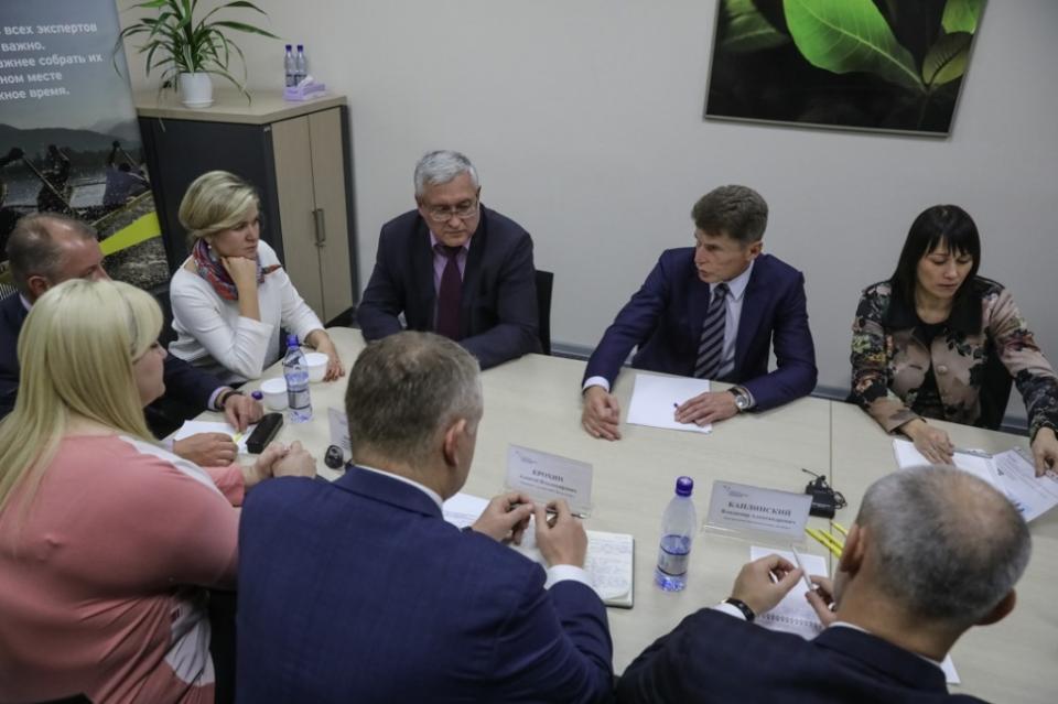 Власть и эксперты АСИ обсудили инвестиционную привлекательность Приморья