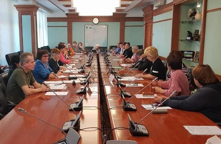 В Приморье разрабатывают пакет дополнительных мер поддержки инвалидов