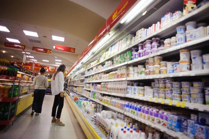 Молоко известной марки исчезнет с приморских прилавков