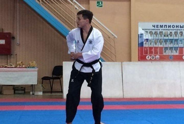 Житель Находки взял золото на чемпионате России по паратхэквондо
