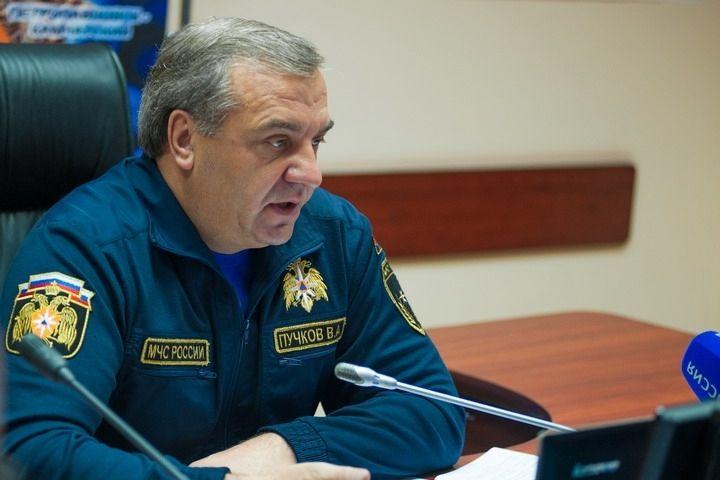 Глава МЧС проконтролирует подготовку региона к зиме