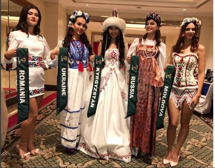 Модель из Приморья вошла в финал конкурса «Мисс Земля–2016»