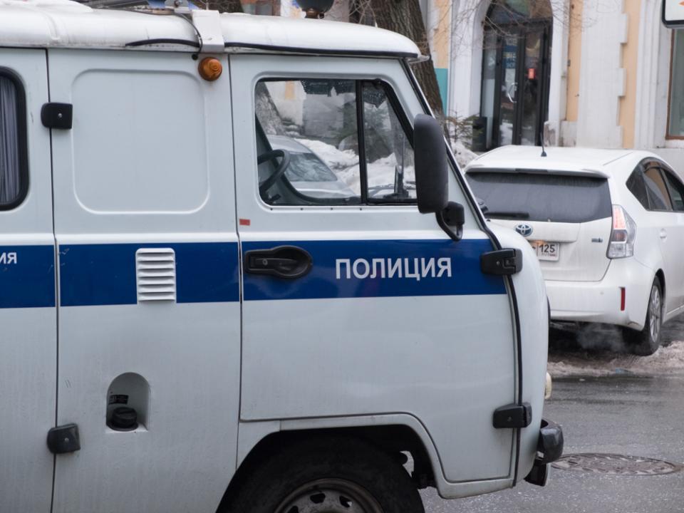 Двое подростков ограбили жителя Владивостока