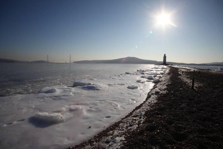 Во Владивостоке завтра резко похолодает