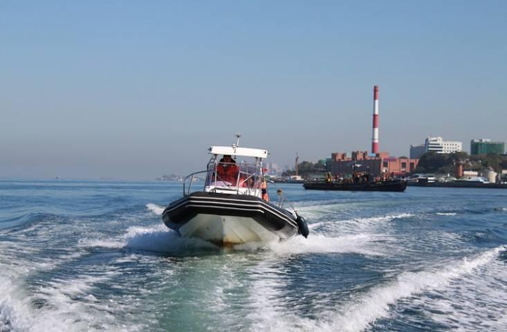 Навигация маломерных судов в Приморье закрывается с середины ноября