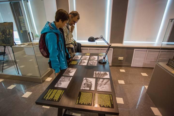 Осенние каникулы пройдут в музее Арсеньева