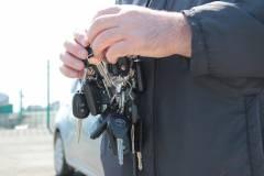 Во Владивостоке автоугонщик со стажем любовался городом из чужой машины