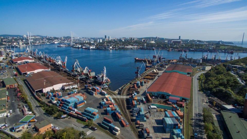 Владивостокский морской торговый порт планирует увеличить экспорт дальневосточного зерна