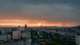 Панорамомобиль «Яндекса» побывал в Приморье