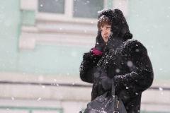 Погода готовит зимние подарки для приморцев