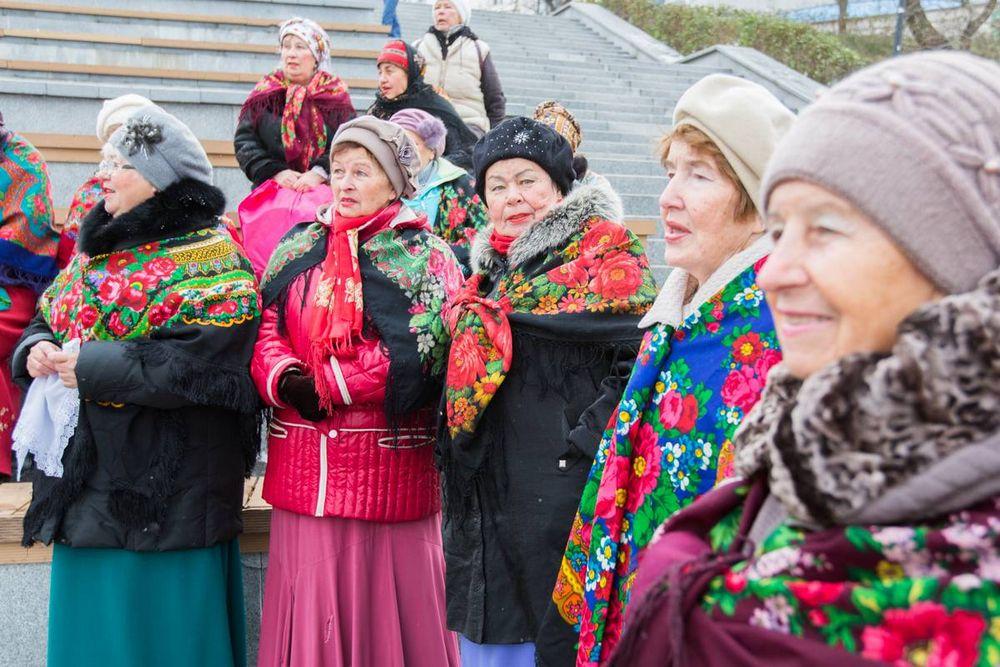 День народного единства прошел во Владивостоке. Фото