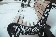 Владивосток приходит в себя после первого настоящего снегопада