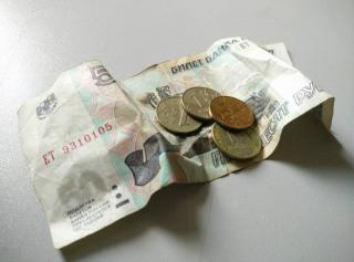 Задолжавший миллион рублей приморец пытался откупиться 170 рублями