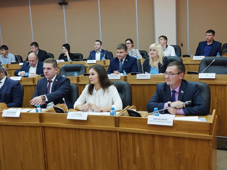 Молодые депутаты присоединятся к патриотическому воспитанию приморцев