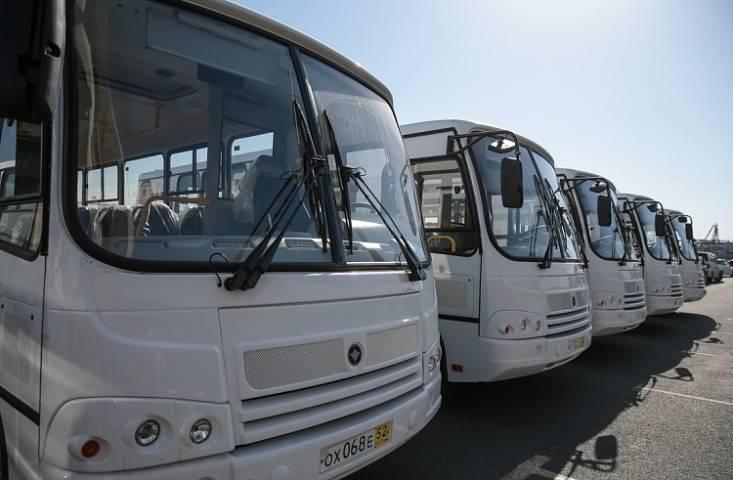 В Приморье отменили 10 автобусных рейсов