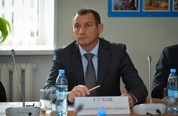 Алексей Сухов приступил к обязанностям первого заместителя главы Приморья
