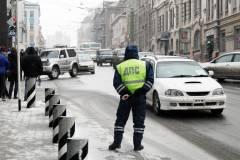 Из-за снегопада за два дня во Владивостоке произошло более ста ДТП