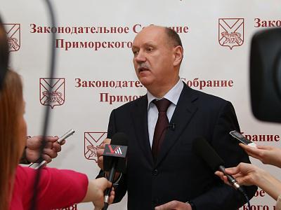 Еще один человек Дарькина возвращается в администрацию Приморского края