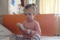Маленькой девочке из Владивостока срочно нужна помощь