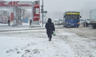 Борис Кубай рассказал, когда в Приморье наступит зима