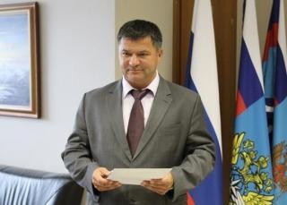 Андрей Тарасенко рассказал, чем будет заниматься новый вице-губернатор Приморья