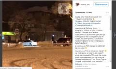В Уссурийске прошел флешмоб «Свадьба снеговиков»